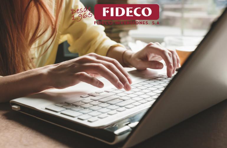 Financiacion online. Fideco Inversiones