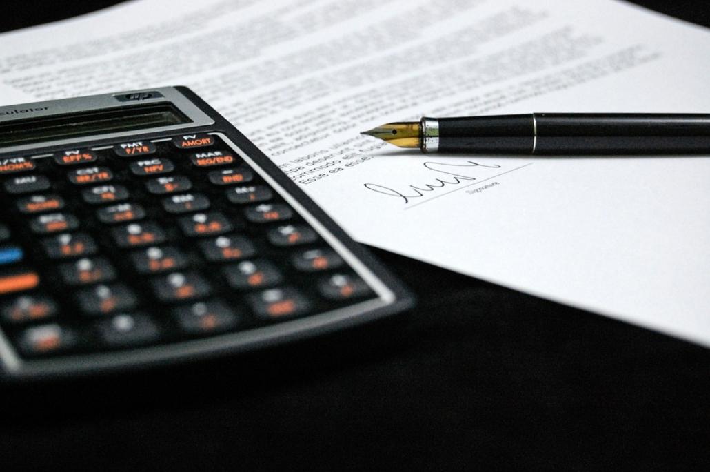 impuestos, fideco inversiones, descuento de pagares