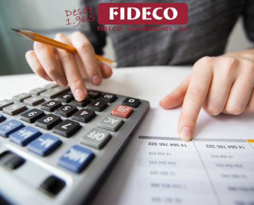 formas de pago proveedor, fideco inversores, descuento de pagares