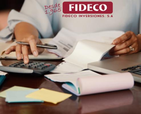 factoring y descuento comercial, fideco inversiones, descuento de pagares